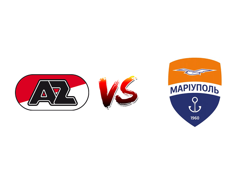 Футбол. Лига Европы. «АЗ» (Нидерланды) – «Мариуполь» (Украина)
