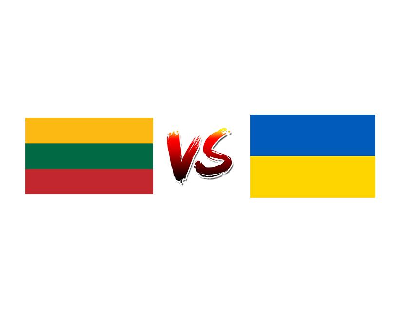 Футбол. Евро 2020. Квалификация. Сборная Литвы — Сборная Украины