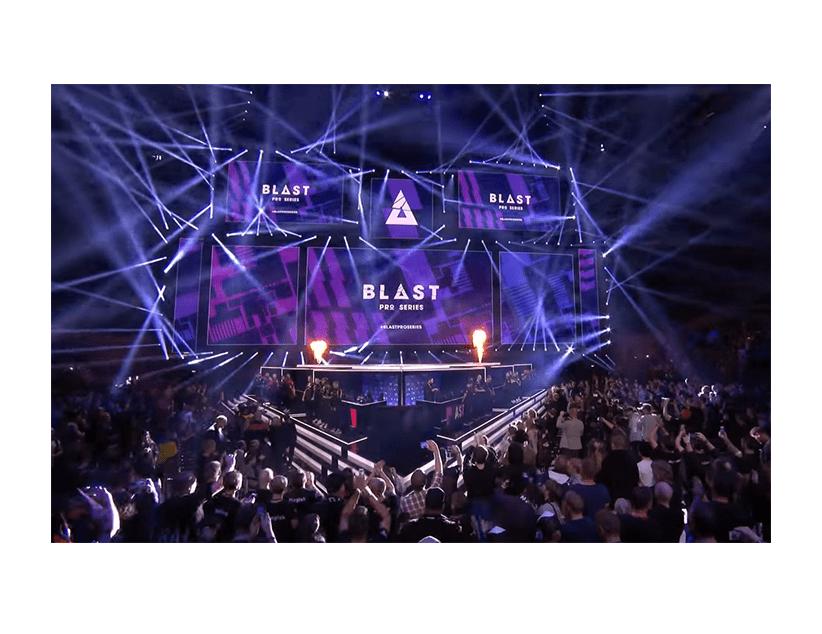 КиберСпорт. BLAST Pro Series Moscow 2019