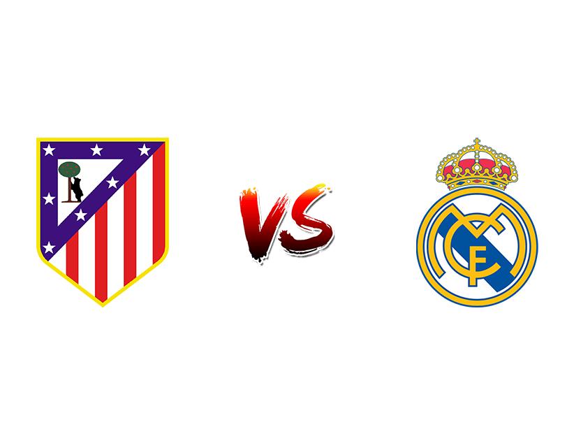 Футбол. Испания. Примера дивизион. «Атлетико» (Мадрид) –«Реал» (Мадрид)