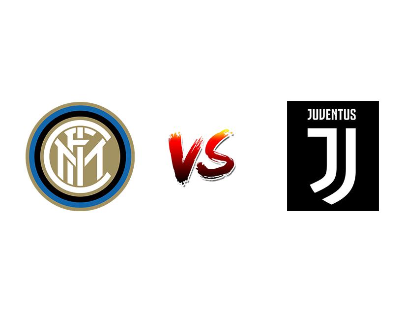 Футбол. Италия. Серия А. «Интер» (Милан) –«Ювентус» (Турин)