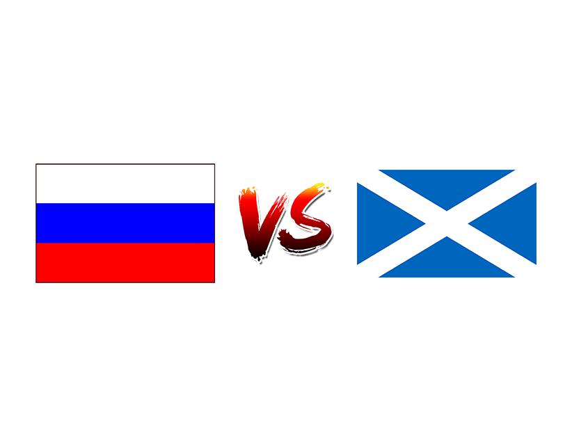 Футбол. Чемпионат Европы. 2020. Квалификация. Групповой этап. Сборная России — Сборная Шотландии