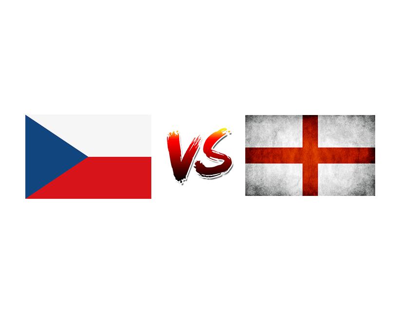 Футбол. Чемпионат Европы. 2020. Квалификация. Групповой этап. Сборная Чехии — Сборная Англии