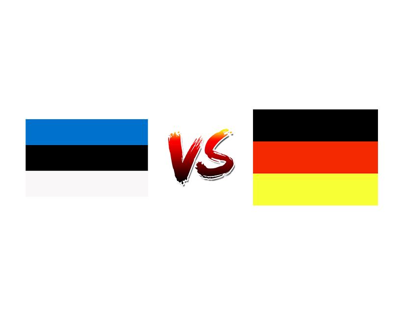 Футбол. Евро-2020. Квалификация. Сборная Эстонии – Сборная Германии