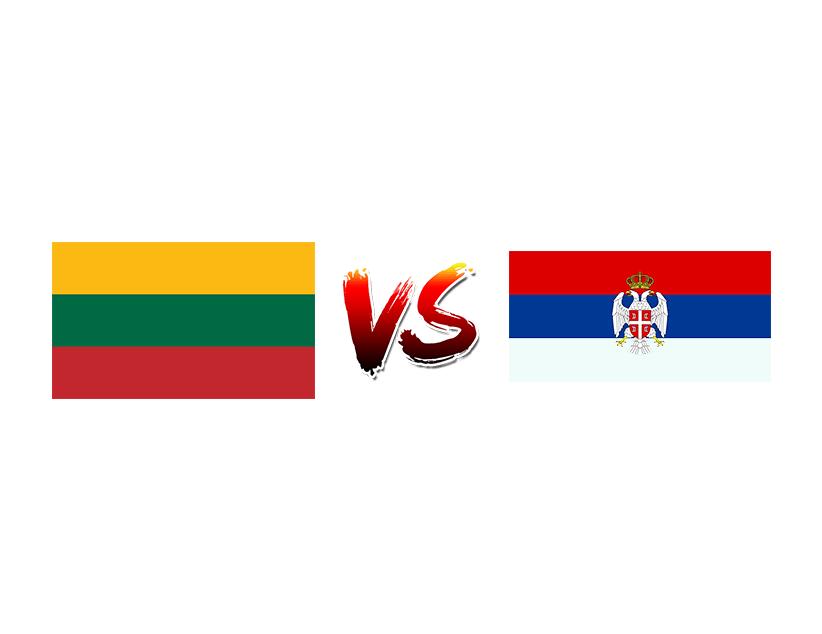 Футбол. Евро-2020. Квалификация. Сборная Литвы – Сборная Сербии