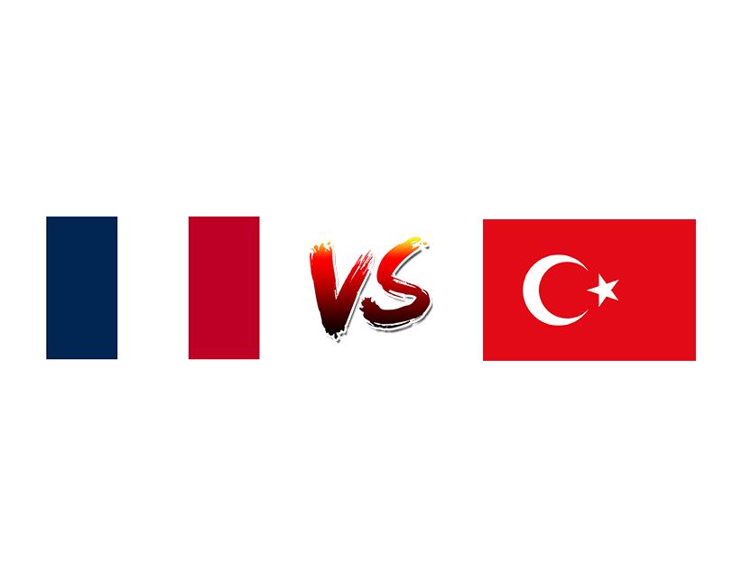 Футбол. Евро-2020. Квалификация. Сборная Франции – Сборная Турции