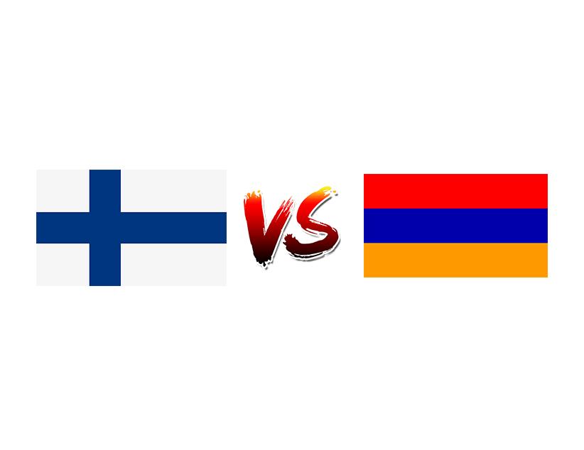 Футбол. Евро-2020. Квалификация. Сборная Финляндии – Сборная Армении