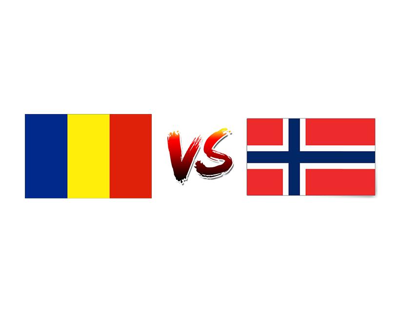 Футбол. Евро-2020. Квалификация. Сборная Румынии – Сборная Норвегии