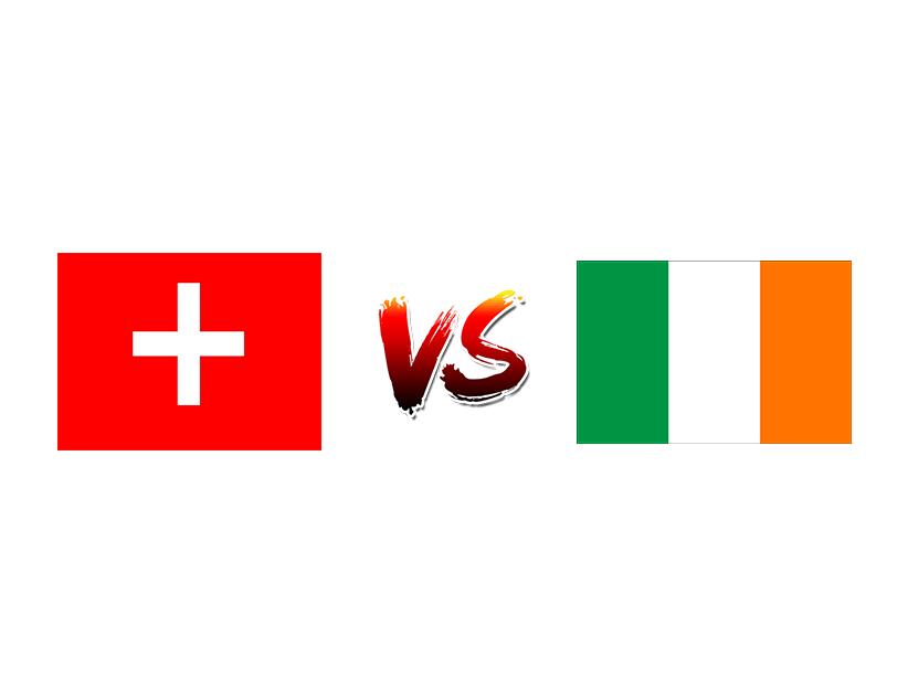 Футбол. Евро-2020. Квалификация. Сборная Швейцарии – Сборная Ирландии
