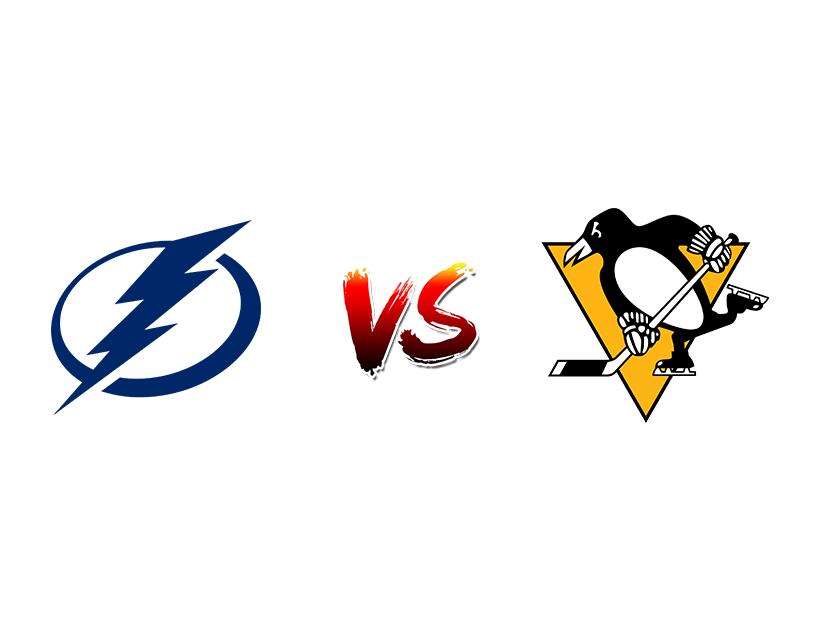 Хоккей. NHL.Регулярный чемпионат. «Тампа-Бэй Лайтнинг» (Тампа) –«Питтсбург Пингвинз» (Питтсбург)