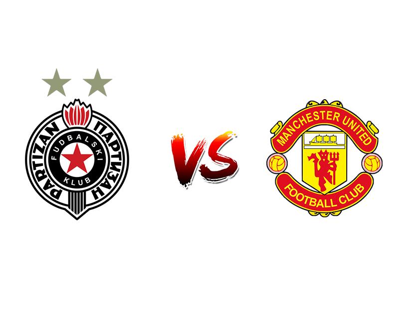 Футбол. Лига Европы. «Партизан» (Сербия) – «Манчестер Юнайтед» (Англия)