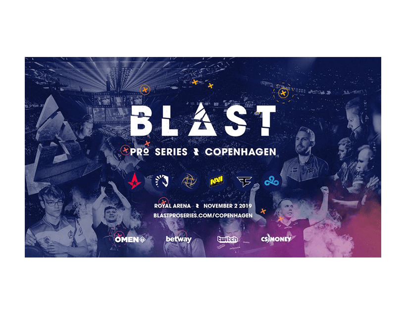 КиберСпорт. BLAST Pro Series Copenhagen