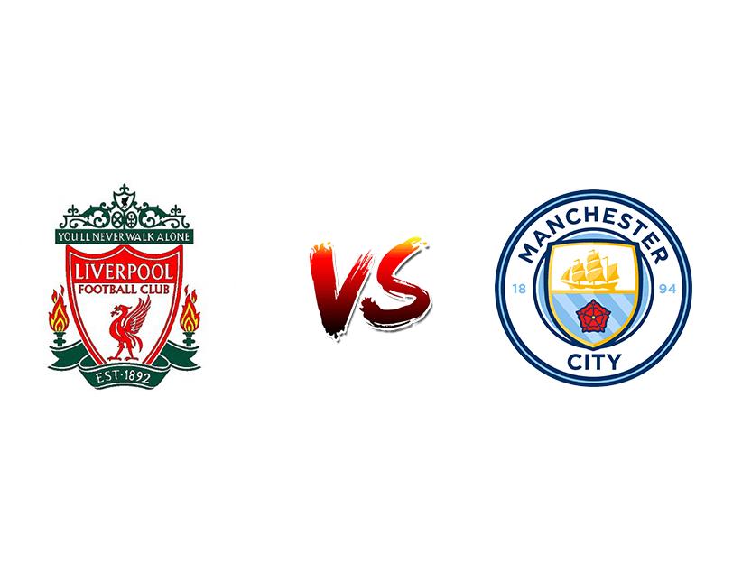Футбол. Англия. Премьер-лига. «Ливерпуль» (Англия) – «Манчестер Сити» (Манчестер)