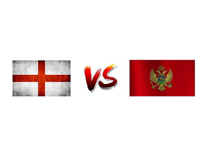 Футбол. Чемпионат Европы. 2020. Квалификация. Групповой этап. Сборная Англии — Сборная Черногории