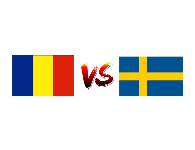 Футбол. Чемпионат Европы. 2020. Квалификация. Групповой этап. Сборная Румынии — Сборная Швеции