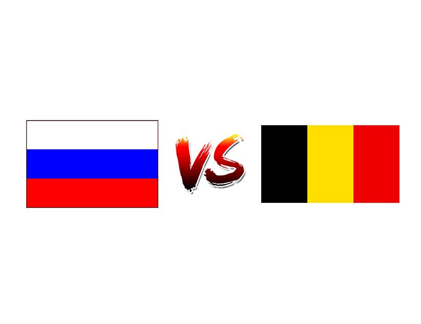 Футбол. Чемпионат Европы. 2020. Квалификация. Групповой этап. Сборная России — Сборная Бельгии
