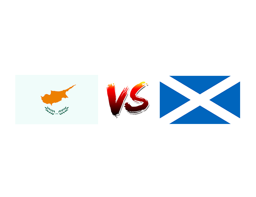 Футбол. Чемпионат Европы. 2020. Квалификация. Групповой этап. Сборная Кипра — Сборная Шотландии