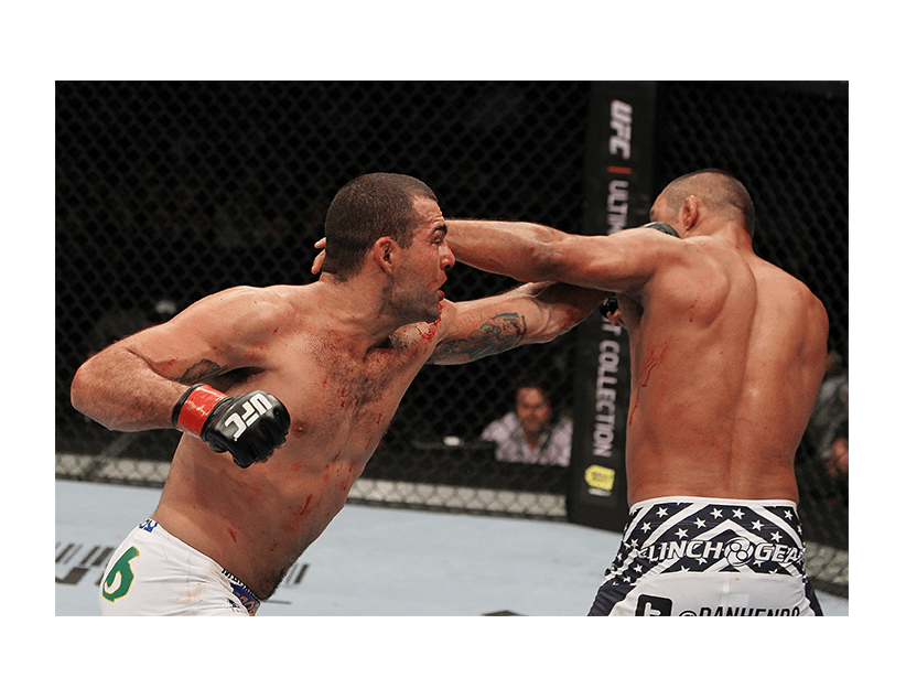 ММА. Турнир UFC. Сан-Паулу. Маурисио Руа — Пол Крейг