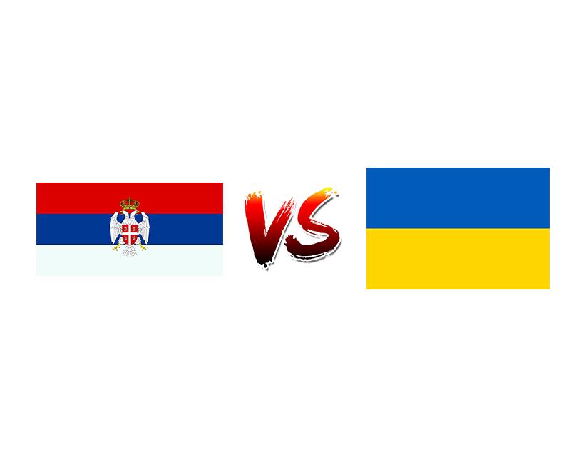Футбол. Чемпионат Европы. 2020. Квалификация. Групповой этап. Сборная Сербии — Сборная Украины