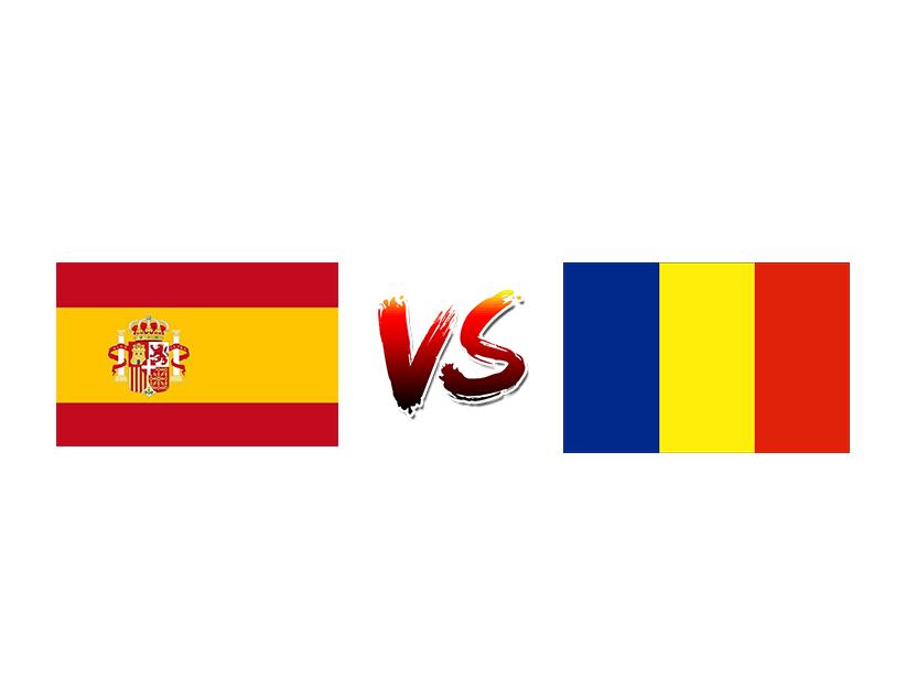 Футбол. Чемпионат Европы. 2020. Квалификация. Групповой этап. Сборная Испании — Сборная Румынии (Альтернативное мнение)