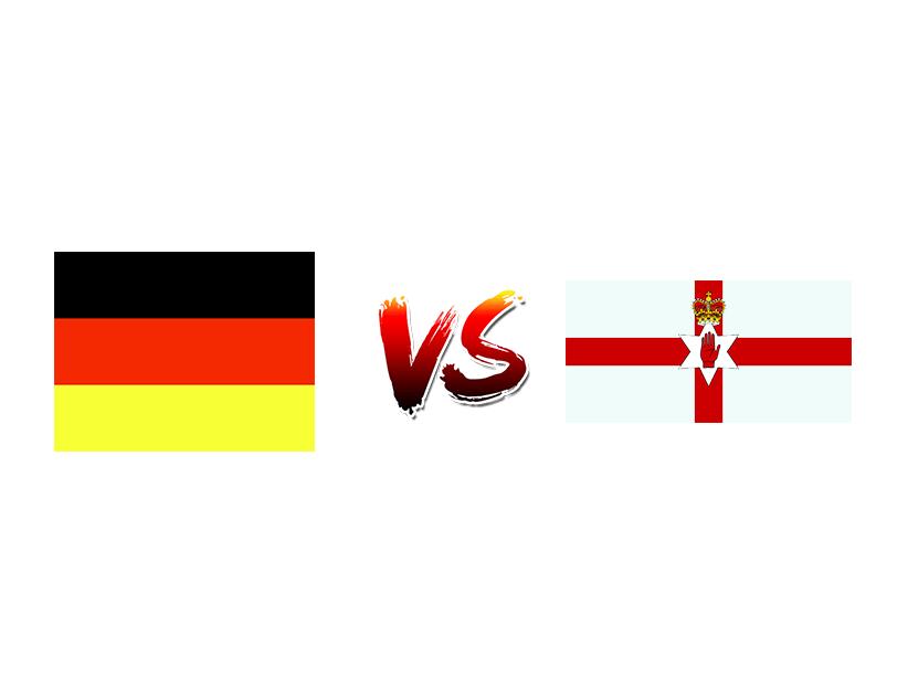 Футбол. Чемпионат Европы. 2020. Квалификация. Групповой этап. Сборная Германии — Сборная Северной Ирландии