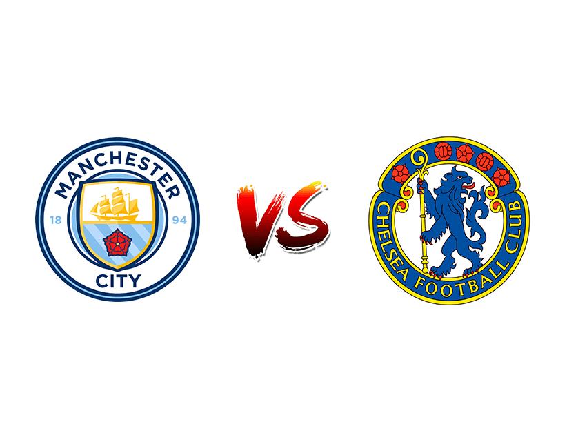 Футбол. Англия. Премьер-лига. «Манчестер Сити» (Манчестер) — «Челси» (Лондон)