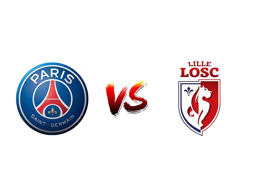 Футбол. Франция. Лига 1. «Пари Сен-Жермен» (Париж) — «Лилль» (Лилль)