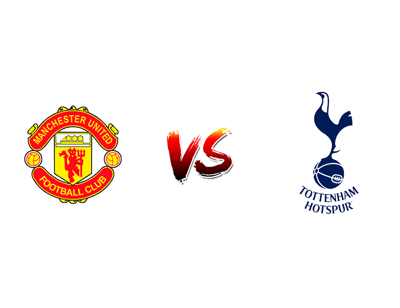 Футбол. Англия. Премьер-лига. «Манчестер Юнайтед» (Манчестер) — «Тоттенхэм» (Лондон)