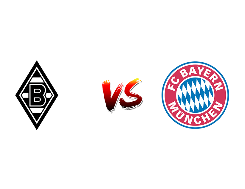 Футбол. Германия. Бундеслига. «Боруссия Менхенгладбах» (Менхенгладбах) — «Бавария» (Мюнхен)