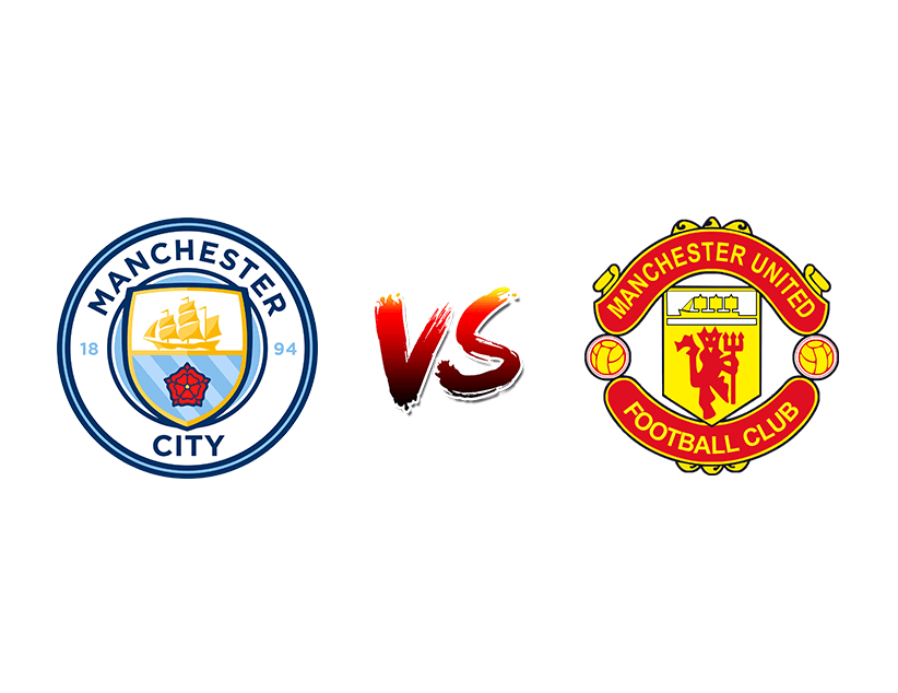 Футбол. Англия. Премьер-лига. «Манчестер Сити» (Манчестер) — «Манчестер Юнайтед» (Манчестер)