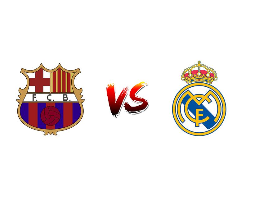 Футбол. Испания. Примера дивизион. «Барселона» (Барселона) — «Реал Мадрид» (Мадрид)