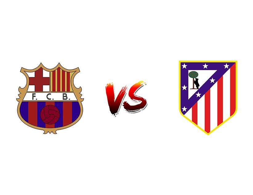 Футбол. Испания. Суперкубок. «Барселона» (Барселона) — «Атлетико Мадрид» (Мадрид)