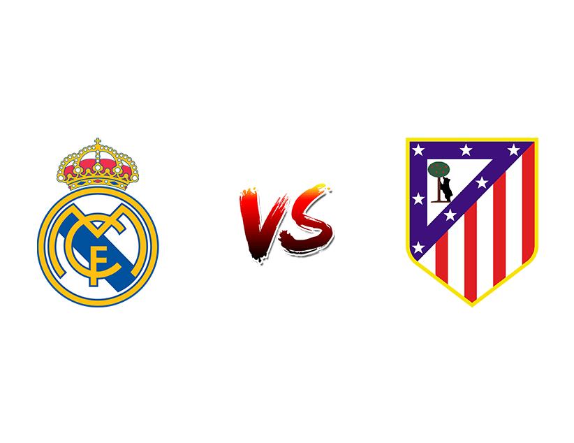 Футбол. Испания. Суперкубок. «Реал Мадрид» (Мадрид) — «Атлетико Мадрид» (Мадрид)