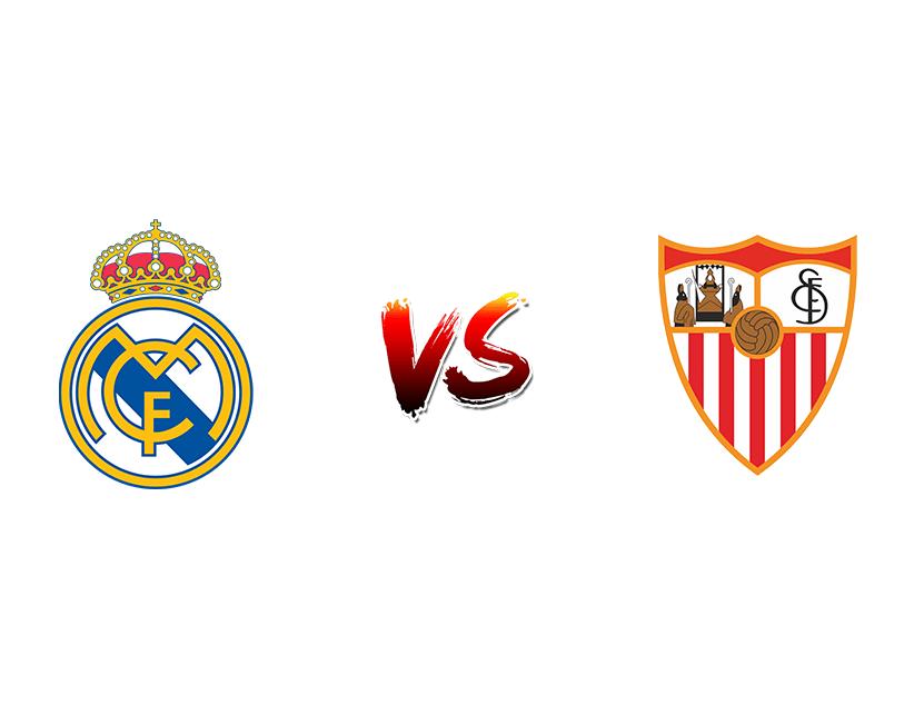Футбол. Испания. Примера дивизион. «Реал Мадрид» (Мадрид) — «Севилья» (Севилья)