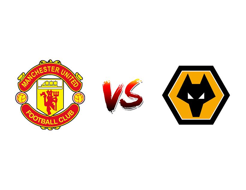 Футбол. Англия. Премьер-лига. «Манчестер Юнайтед» (Манчестер) — «Вулверхэмптон» (Вулвергемптон)