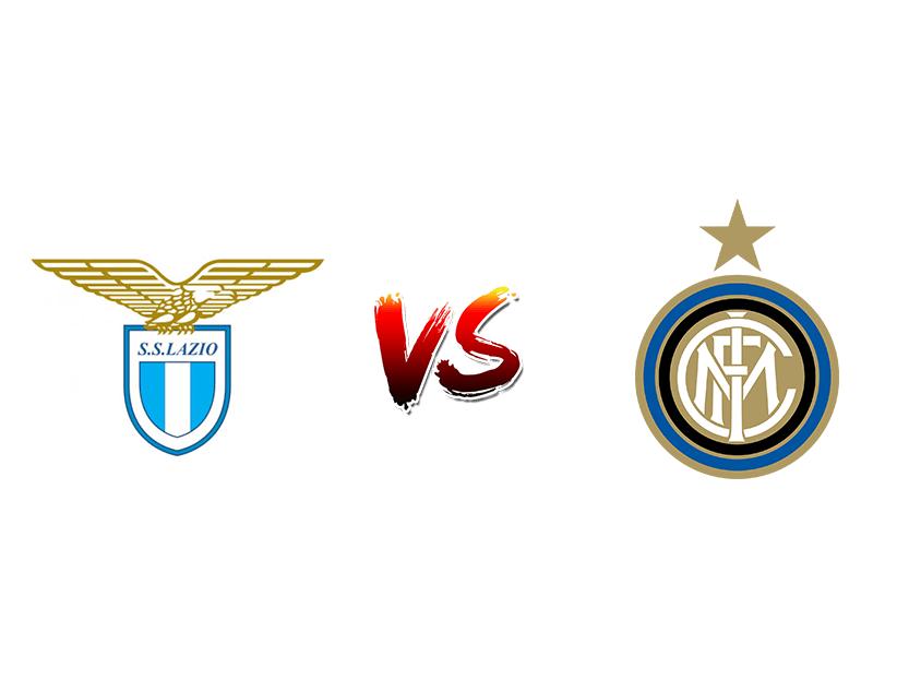 Футбол. Италия. Серия А. «Лацио» (Рим) — «Интер» (Милан)