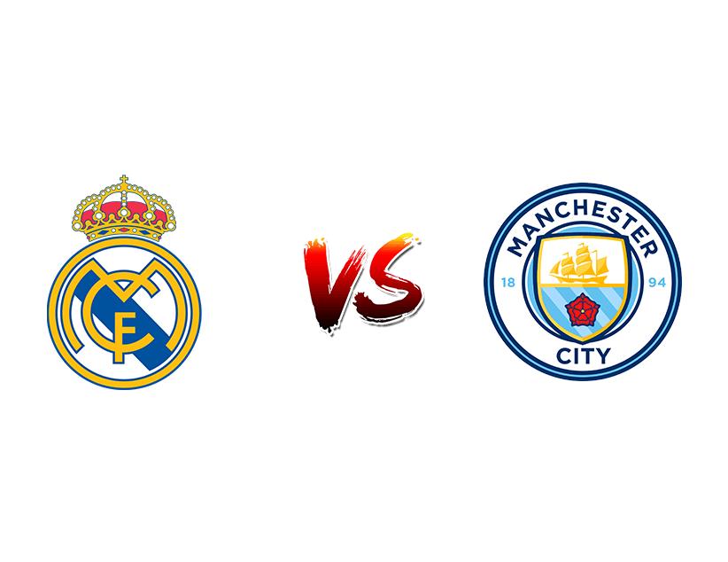 Футбол. Лига чемпионов UEFA. 1/8 финала. Первые матчи. «Реал Мадрид» (Мадрид) — «Манчестер Сити» (Манчестер)