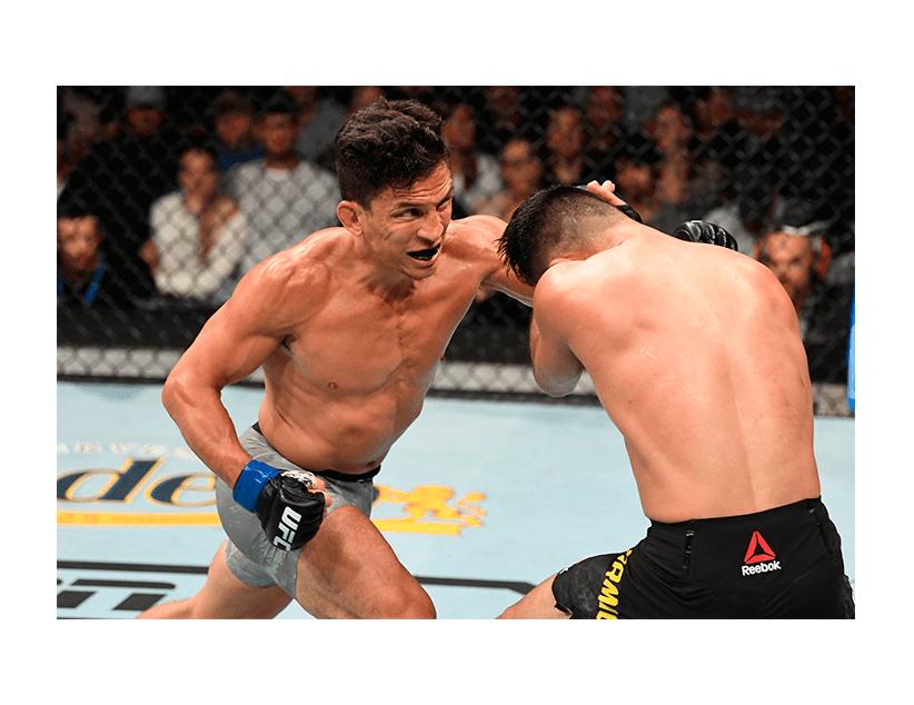 Турнир UFC ON ESPN+ 27, Норфолк. Джозеф Бенавидез — Девейсон Фигуредо