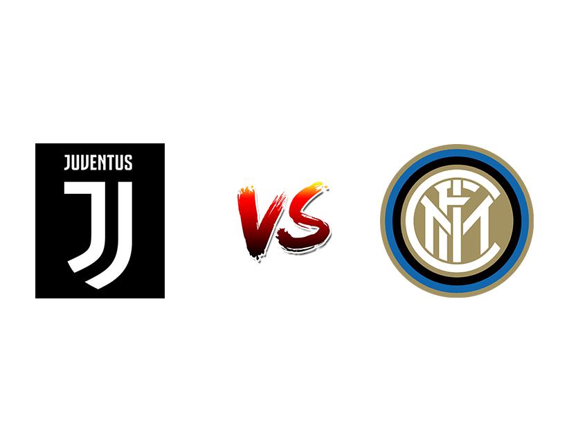 Футбол. Италия. Серия А.«Ювентус» (Турин) — «Интер» (Милан)