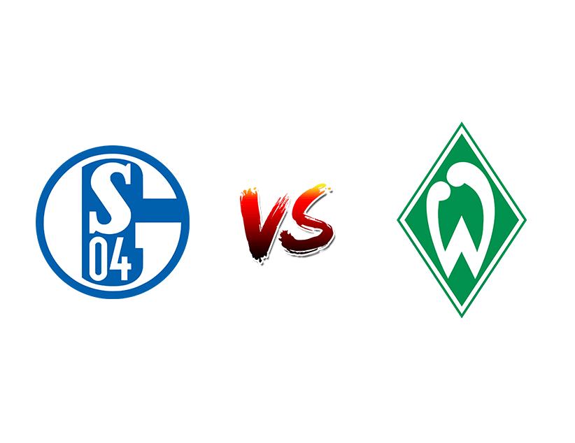 Футбол. Германия. Бундеслига. «Шальке 04» (Гельзенкирхен) — «Вердер» (Бремен)