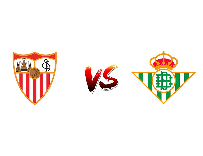 Футбол. Испания. Примера дивизион. «Севилья» (Севилья) — «Бетис» (Севилья)