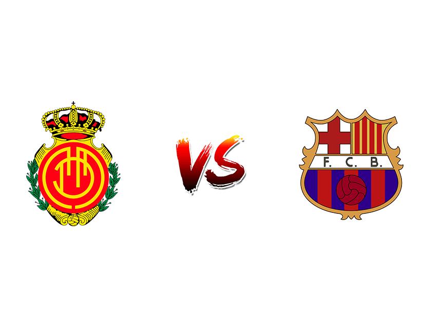 Футбол. Испания. Примера дивизион. «Мальорка» (Пальма-де-Мальорка) — «Барселона» (Барселона)