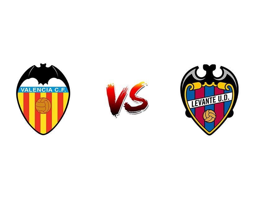 Футбол. Испания. Примера дивизион. «Валенсия» (Валенсия) — «Леванте» (Валенсия)