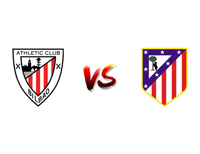 Футбол. Испания. Примера дивизион. «Атлетик Бильбао» (Бильбао) — «Атлетико Мадрид» (Мадрид)