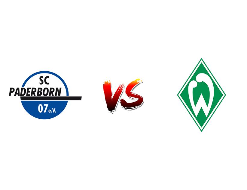 Футбол. Германия. Бундеслига. «Падерборн 07» (Падерборн) — «Вердер» (Бремен)