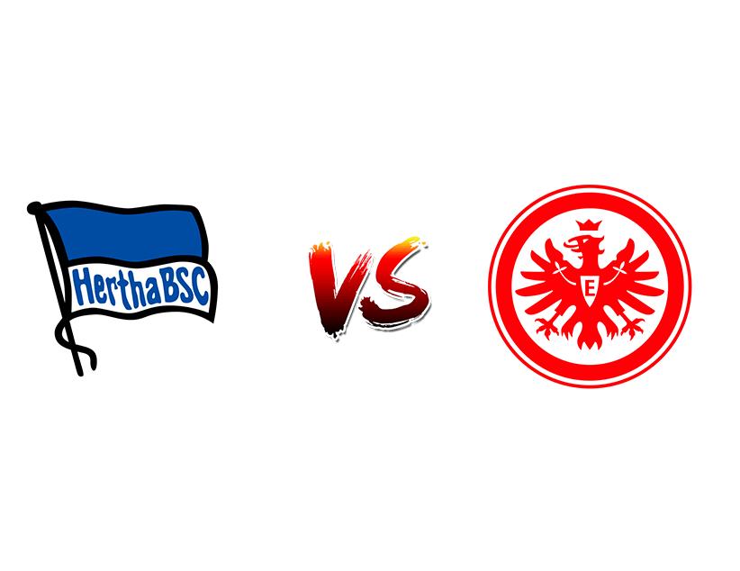 Футбол. Германия. Бундеслига. «Герта» (Берлин) — «Айнтрахт Франкфурт» (Франкфурт)