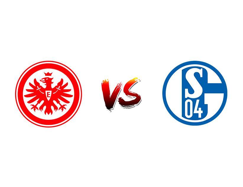 Футбол. Германия. Бундеслига. «Айнтрахт Франкфурт» (Франкфурт) — «Шальке 04» (Гельзенкирхен)