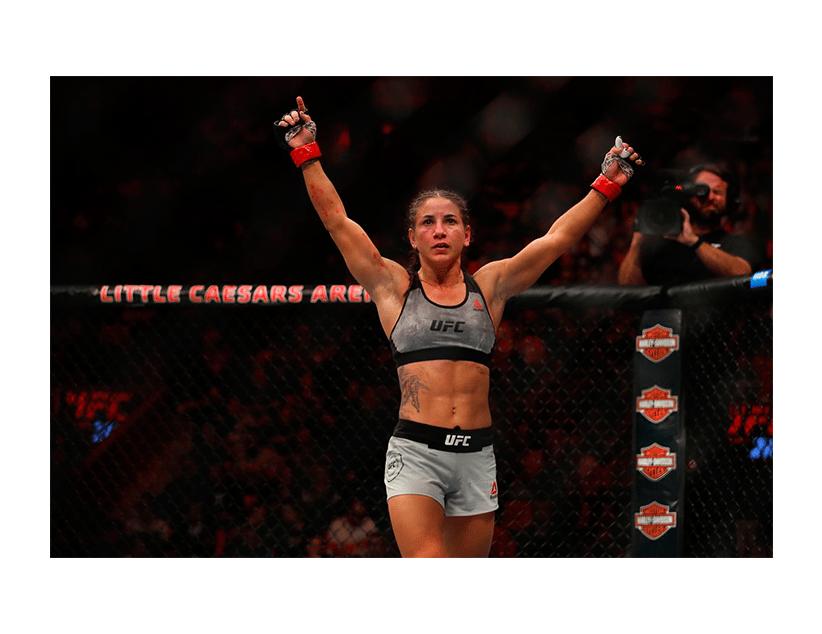 Турнир UFC ON ESPN 11, Лас Вегас, США. Тиша Торрес — Бриана Ван Буррен