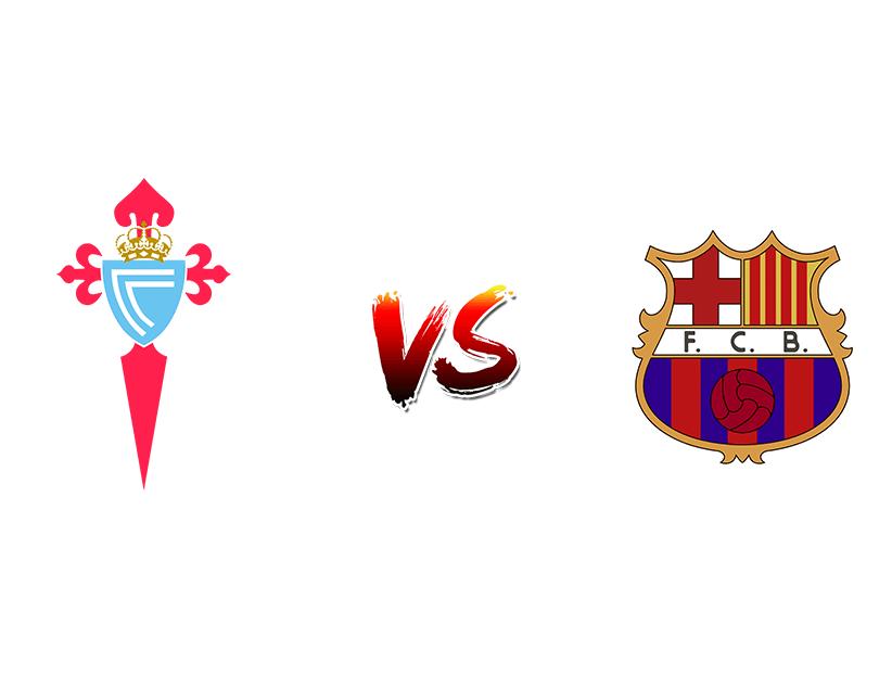 Футбол. Испания. Примера дивизион. «Сельта» (Виго) — «Барселона» (Барселона)