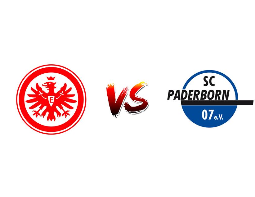 Футбол. Германия. Бундеслига. «Айнтрахт Франкфурт» (Франкфурт) — «Падерборн 07» (Падерборн)
